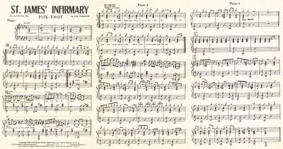 1929 sheet music published by Mills